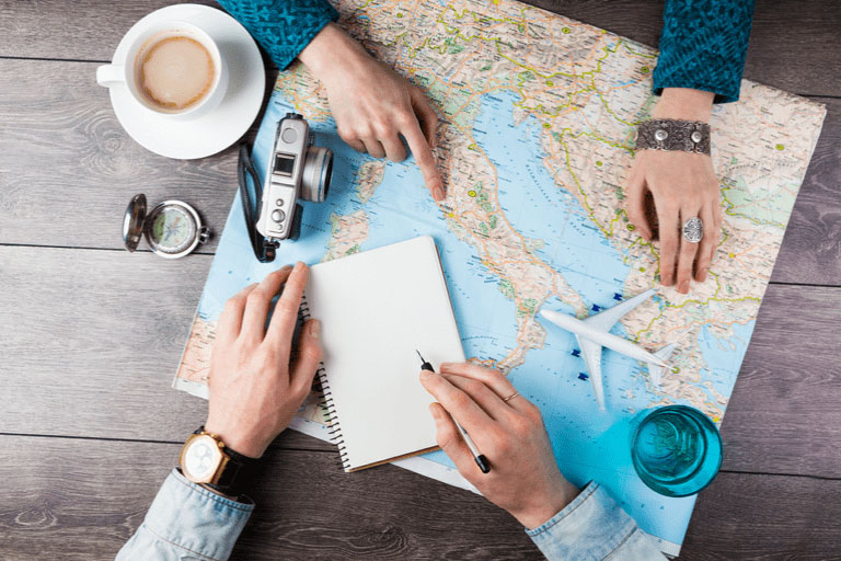 Consigli per i viaggiatori Lionspeech