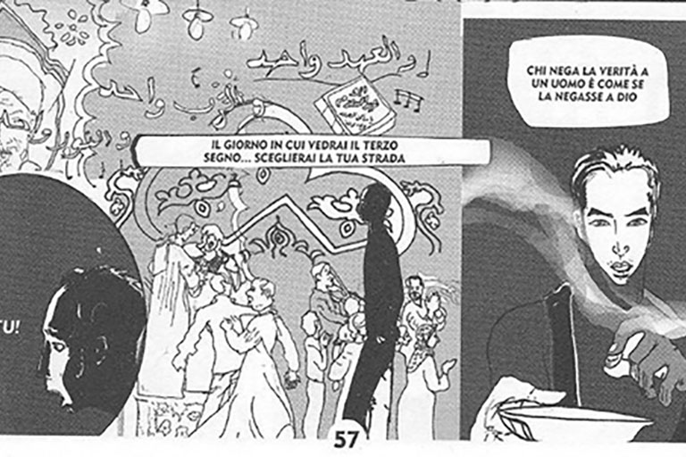 Traduzione di Fumetti e Manga Lionspeech