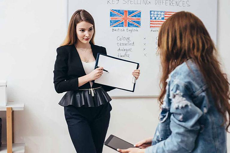 Language courses Lionspeech