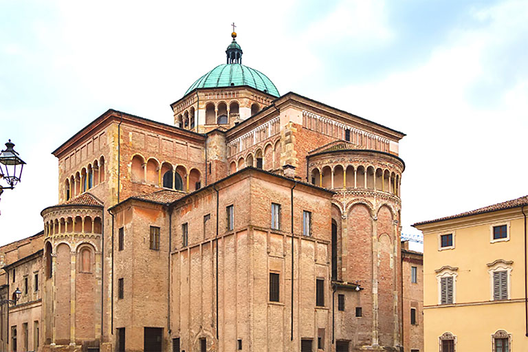Lionspeech translations in Parma and Piacenza