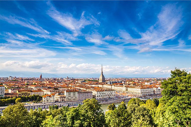 Lionspeech Übersetzungen in Italien und Turin