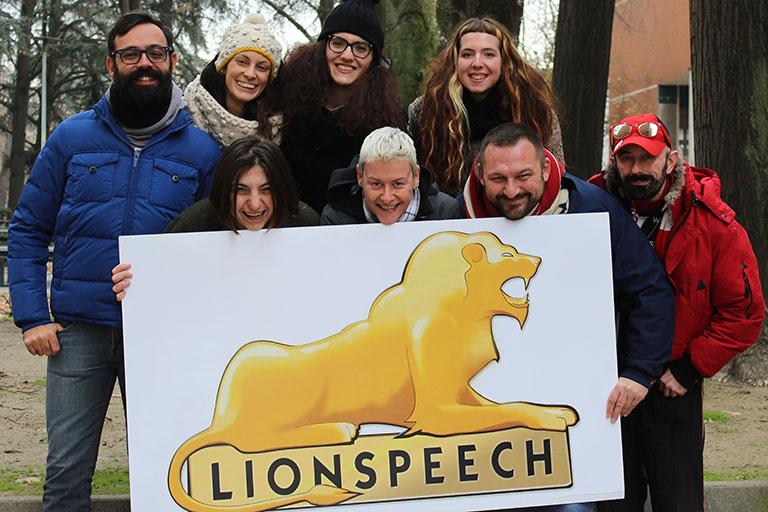 Team Lionspeech